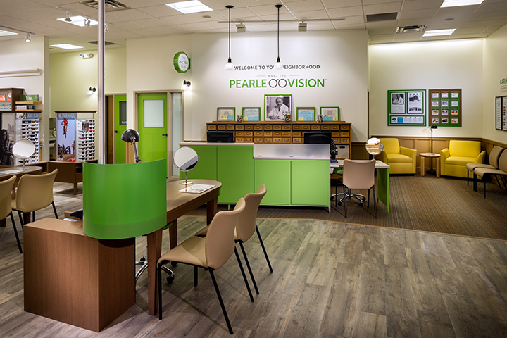 Pearle EyeCare Center