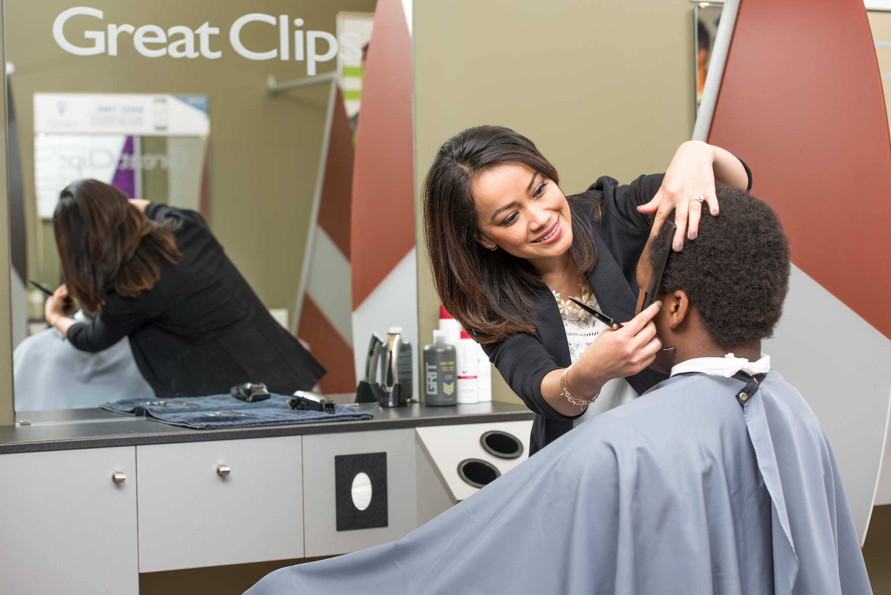 Great Clips Franchising Today Magazine
