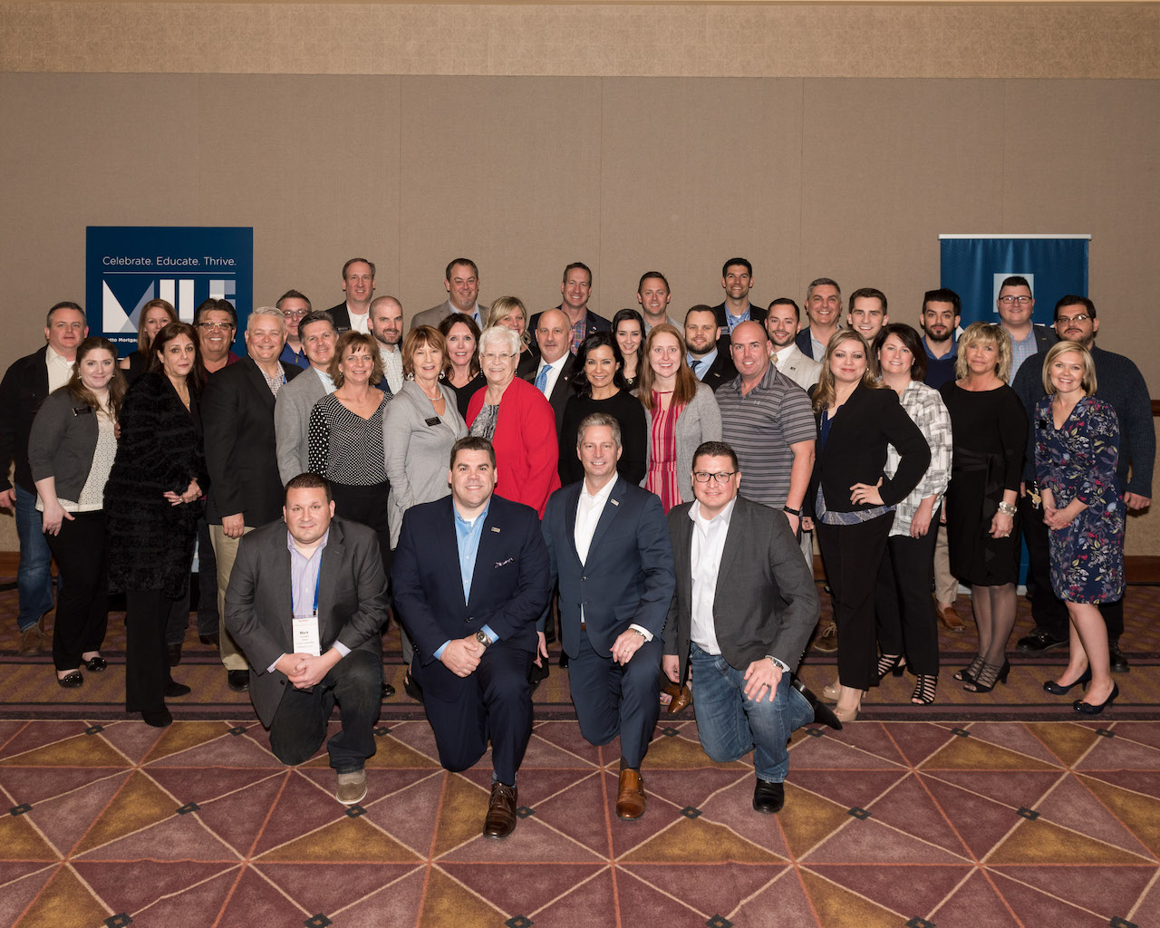 Motto Mortgage Motto Mile Leadership with Franchisees 2018