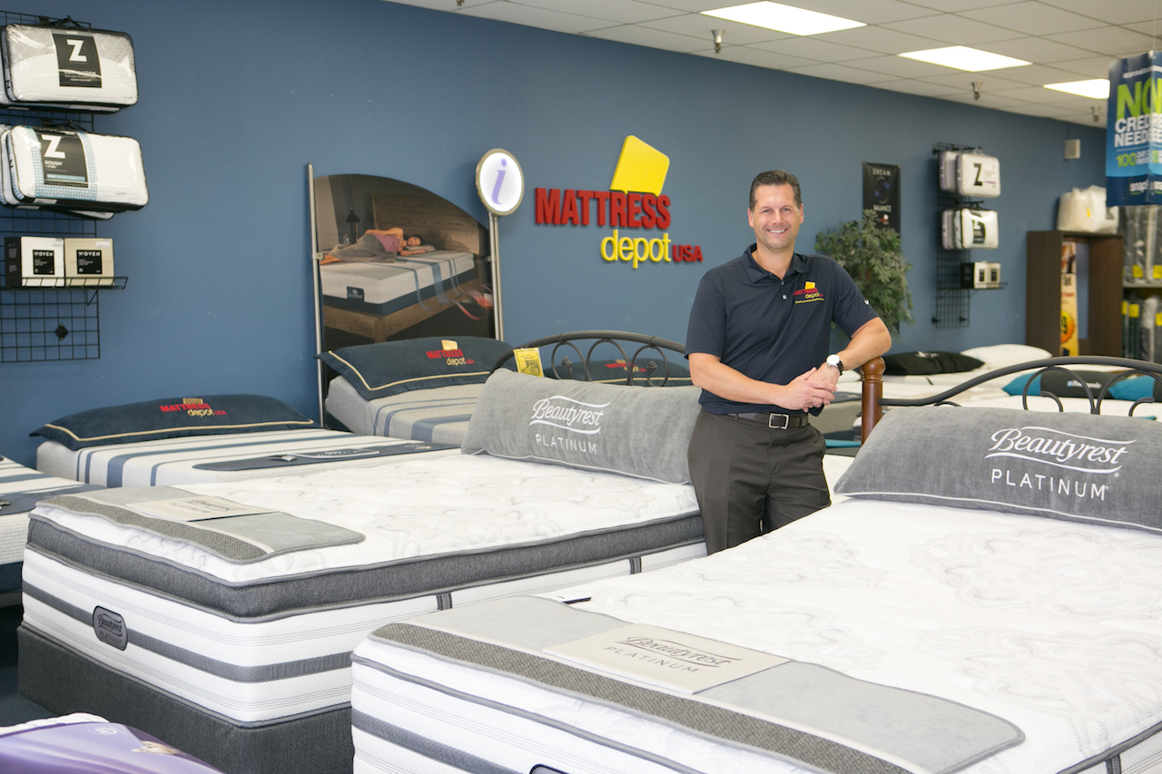 Profiles franchising today magazine for Mattress depot